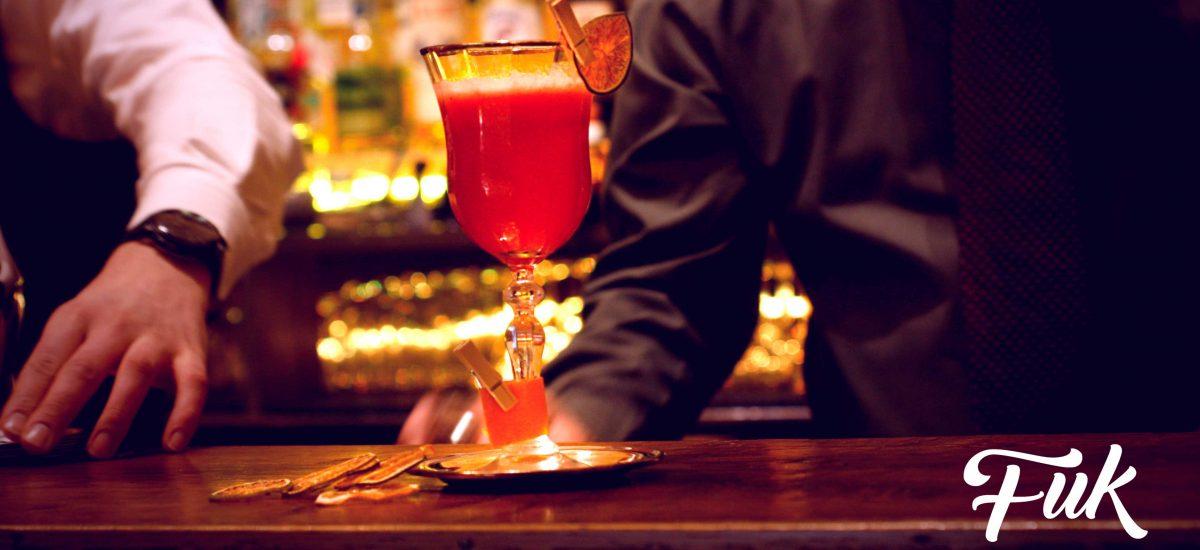 Drink Fuk Firenze bancone
